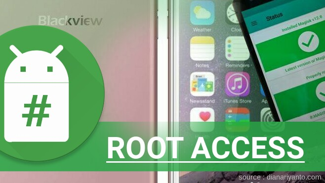 UPDATE : Cara Root Blackview Ultra Plus Anti Gagal